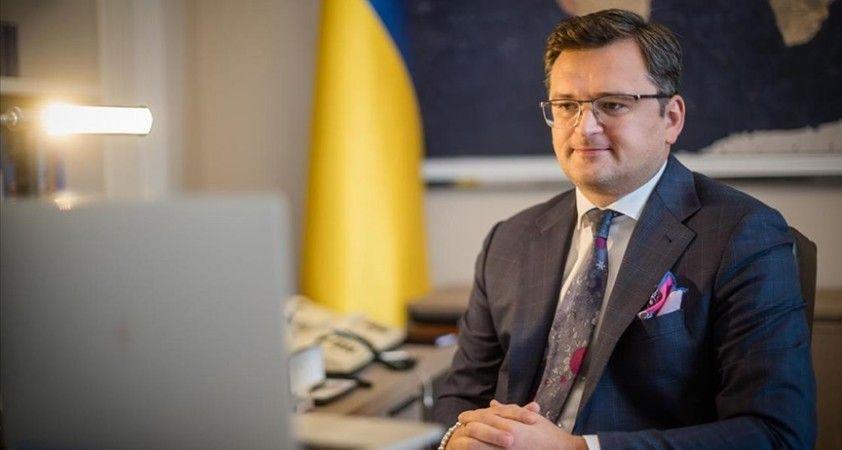 Ukrayna Dışişleri Bakanı Kuleba: Ukrayna, Bayraktar SİHA'larının alımıyla gerçekten ilgileniyor