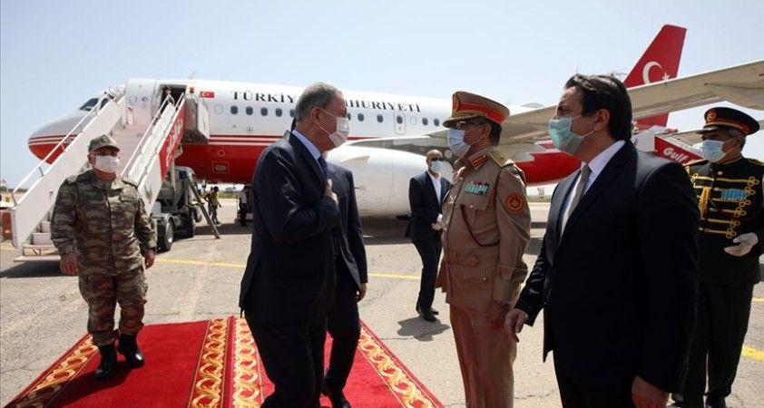 Libya Genelkurmay Başkanı'ndan 'Türkiye ile iş birliği yeni başlıyor' mesajı