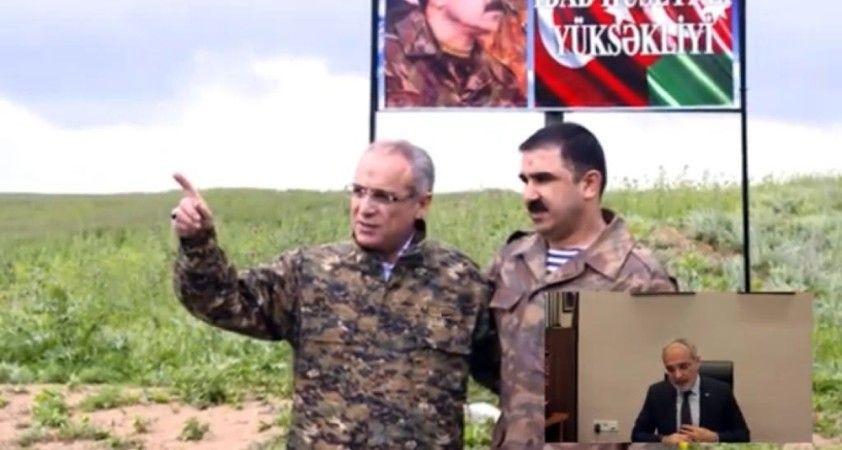 Topçu, Karabağ Gazisi İbad Hüseyinli'nin 50'nci doğum gününü unutmadı