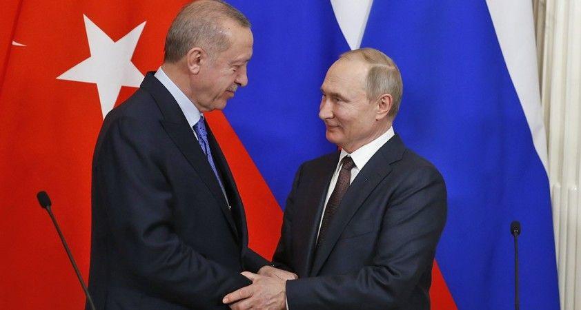 Rusya Dışişleri Bakanlığı: Türkiye ile ilişkiler sağlam temele dayanıyor