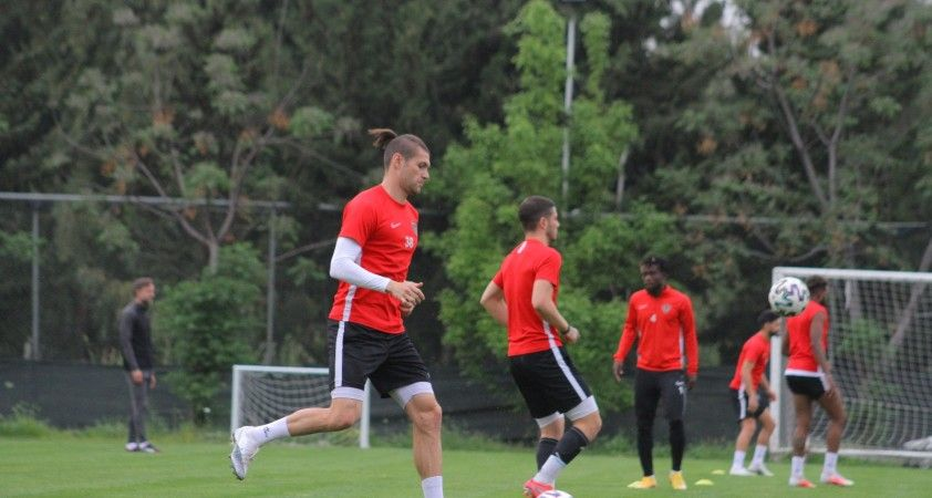 Hatayspor, Antalyaspor maçına hazır