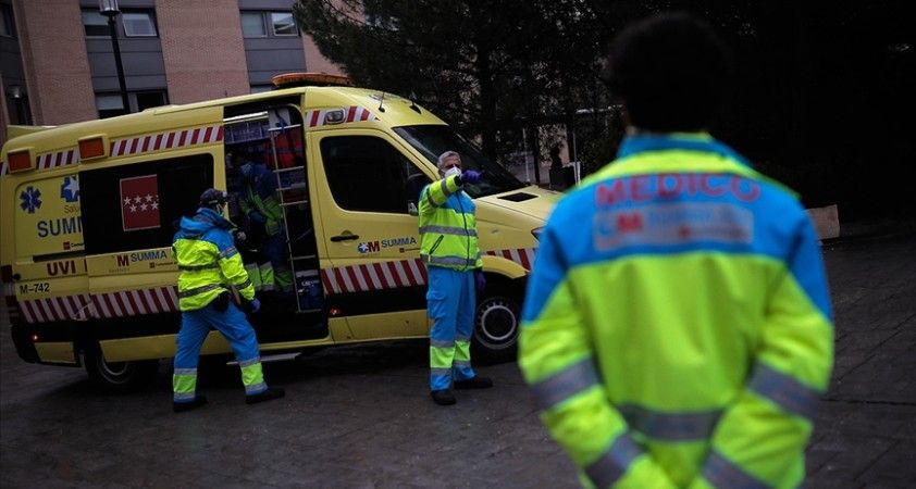 Dünya genelinde Kovid-19 tespit edilen kişi sayısı 62 milyon 592 bine ulaştı