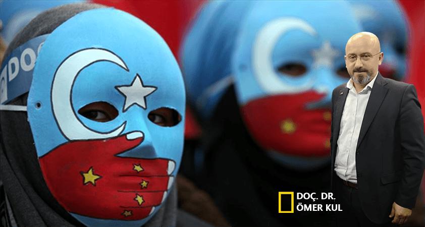 'Amerika Uygurları kullanıyor' (!)…