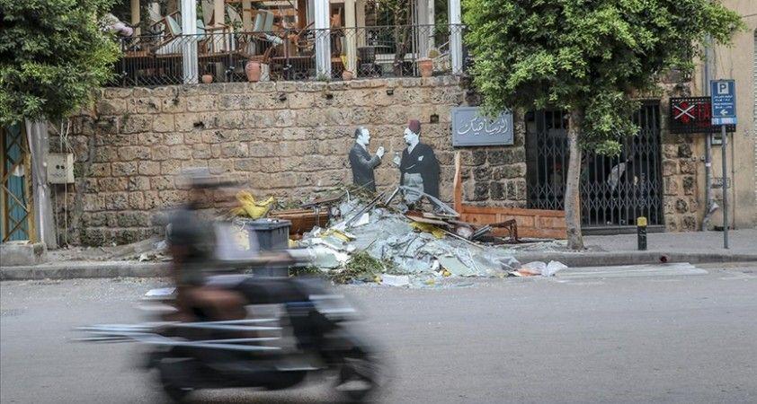 Lübnanlılar 2020 yılında Kovid-19 önlemlerine rağmen göç yollarına düştü