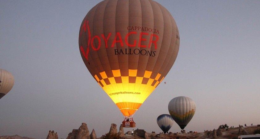 Engelli kızın balon hayali gerçeğe dönüştü