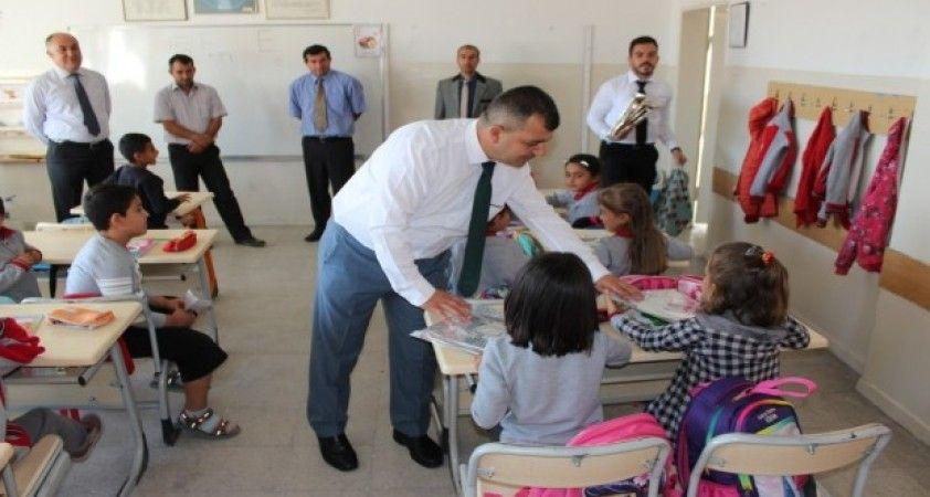 Emirdağ'da eğitim alanında çalışmalar sürüyor