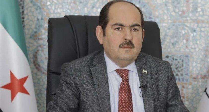 Suriye Geçici Hükümeti Başkanı Mustafa, Covid-19'a yakalandı