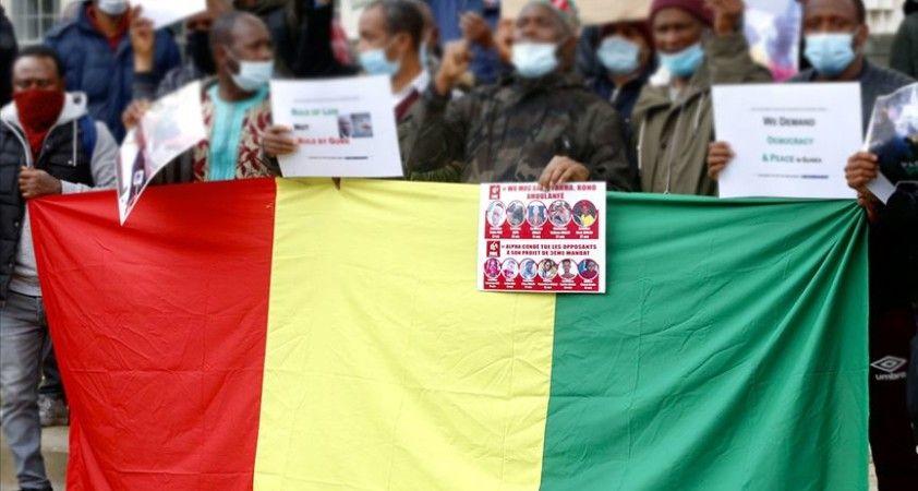 Gine'de cumhurbaşkanlığı seçimi sonrasında çıkan olaylarda 243 kişi gözaltına alındı