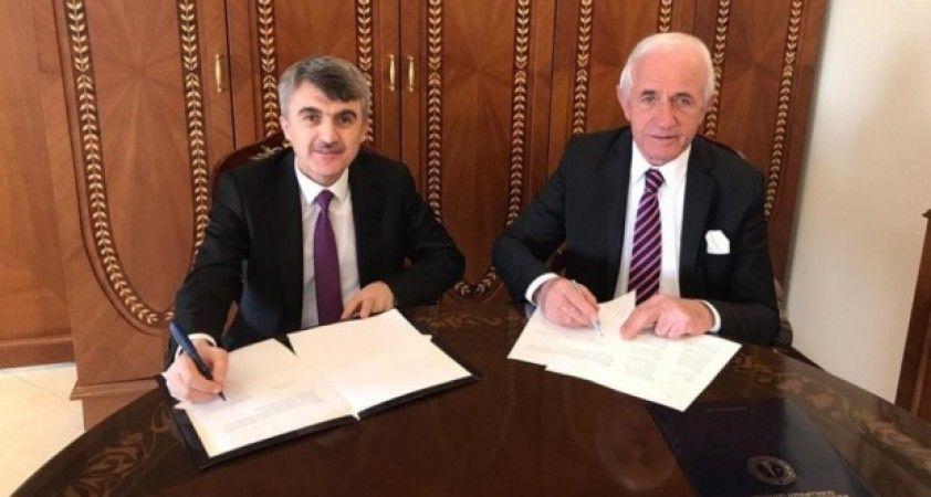 DPÜ'den eğitim iş birliği protokolü