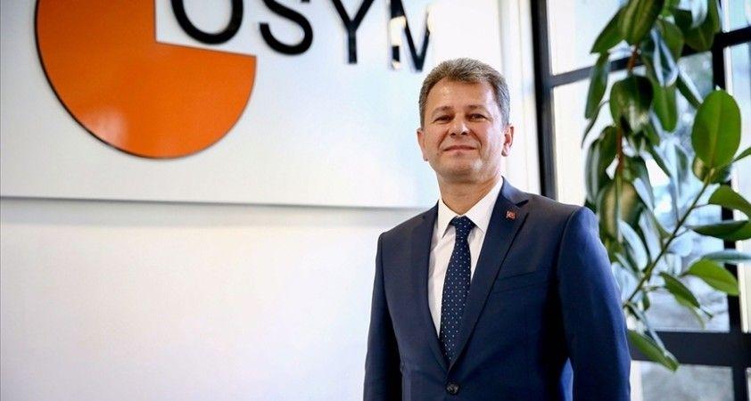 ÖSYM Başkanı Aygün: 2021-YKS'nin ilk aşaması olan TYT oturumu başarıyla tamamlandı