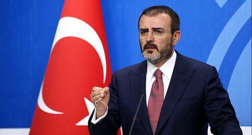 AK Parti Genel Başkan Yardımcısı Ünal: AK Parti CHP'nin sağlıkta şiddet yasasına 'Hayır' demedi