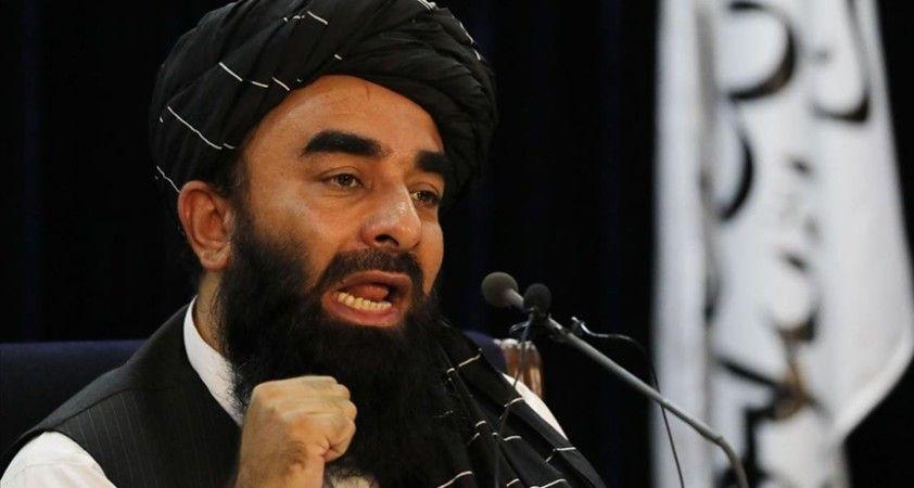 Taliban Sözcüsü Mücahid: ABD geçmişteki eylemlerinden sorumlu tutulmalı