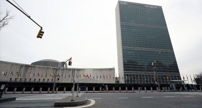 BM, Libya'ya ateşkesi denetleme mekanizmasına destek için ekip gönderdi