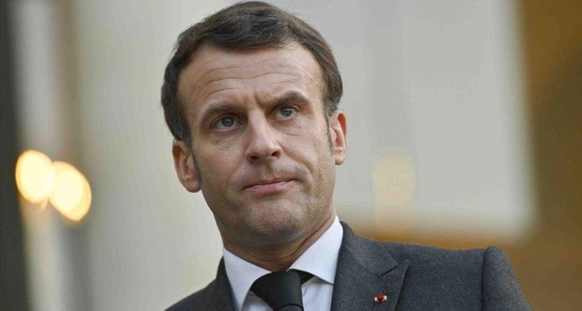 Macron, Fransa'nın yanında savaşan Cezayirlilerden özür diledi: Vefa borcumuzu ödeyemedik