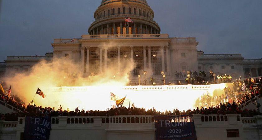 WP: ABD'de aşırı sağcılar, Biden'ın yemin törenini bozmak için silahlı eylemler düzenleyebilir