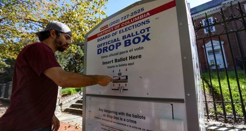 ABD Yüksek Mahkemesi, Wisconsin'de postayla kullanılan oyların kabul tarihini uzatmayı reddetti