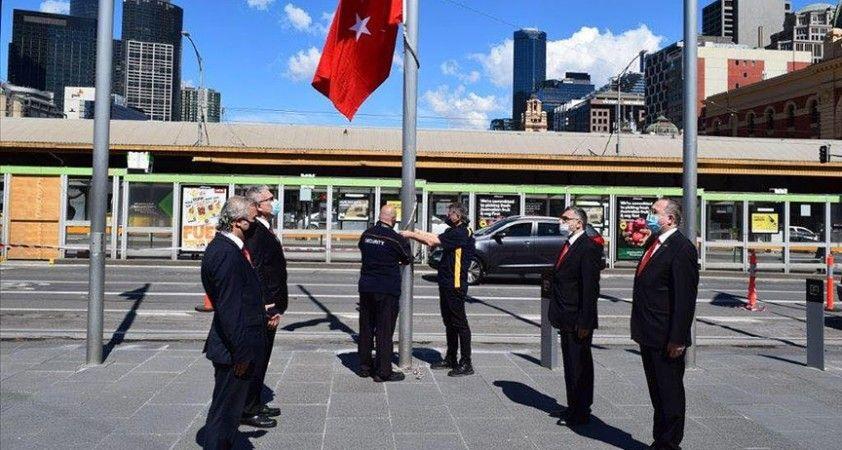 Avustralya'da 29 Ekim Cumhuriyet Bayramı kutlandı