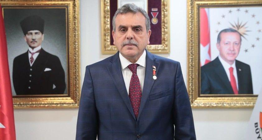 Şanlıurfa Büyükşehir Belediye Başkanı Zeynel Abidin'den Muhtarlar Günü mesajı