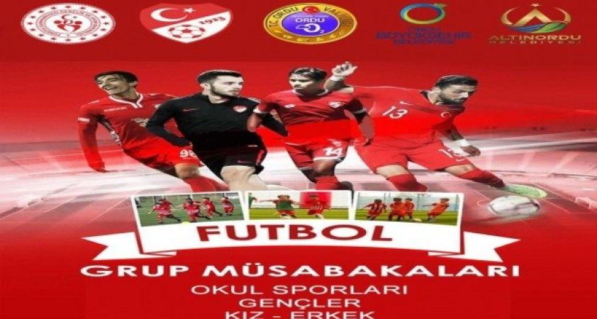 Futbolun yıldız adayları Ordu'da buluşuyor