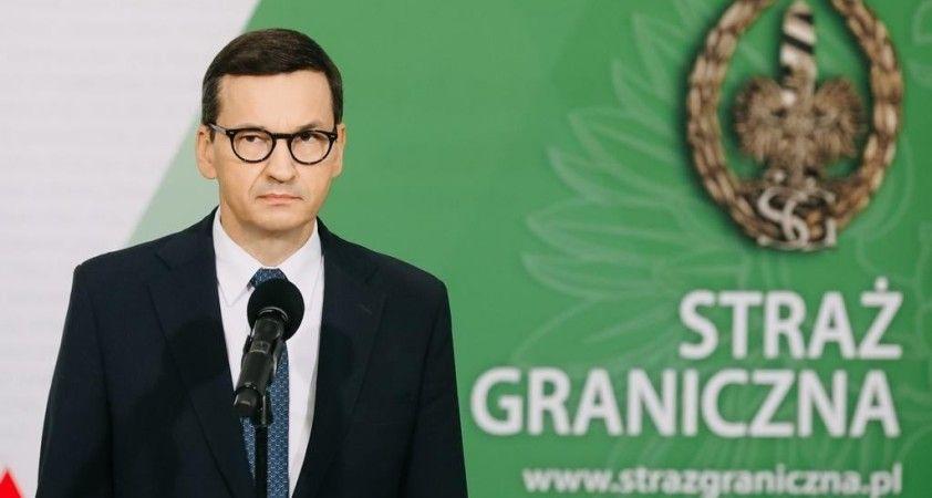 Polonya'da 3 göçmen donarak öldü