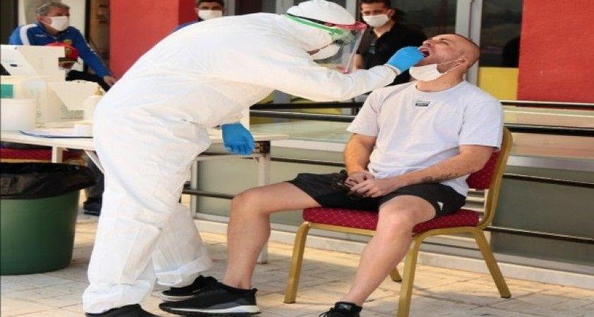 Yeni Malatyaspor'da ikinci gruba yapılan testin sonuçları da negatif çıktı