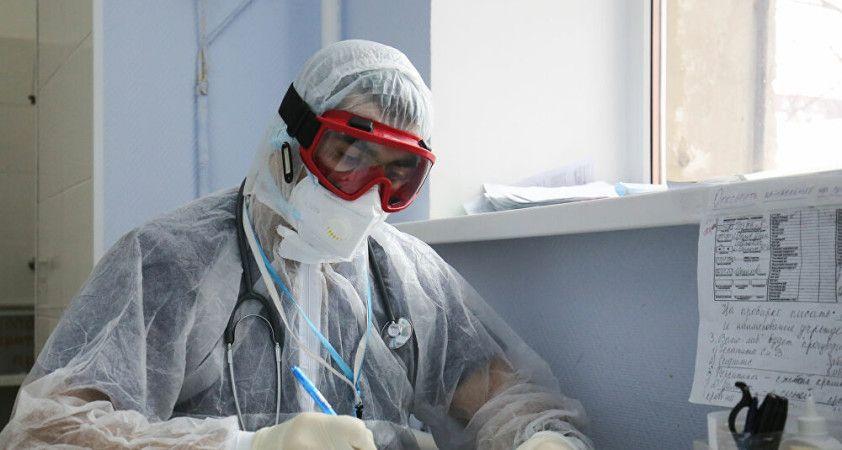 Muraşko: Rusya'da Kovid-19 hastalarının sayısı yılın başından bu yana yüzde 11 azaldı