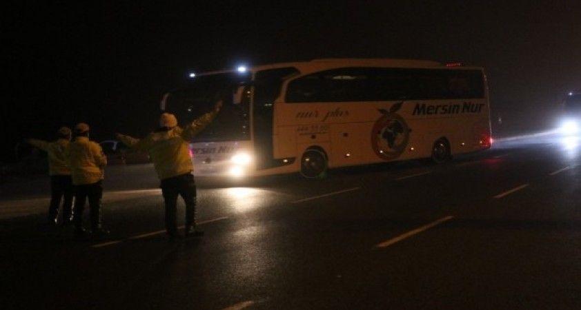 KKTC'den gelen 450 kişi Niğde'de karantinaya alındı