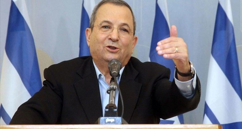 Eski İsrail Başbakanı Ehud Barak: Netanyahu bir diktatör