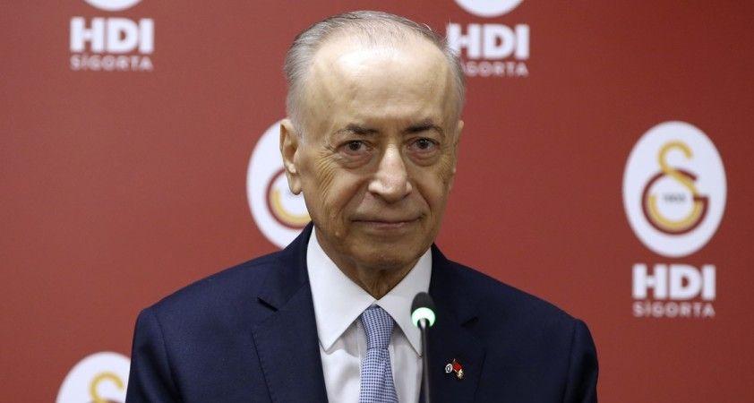 Galatasaray Kulübü Başkanı Cengiz: Dünyada ilk 5'e giren bir derbi