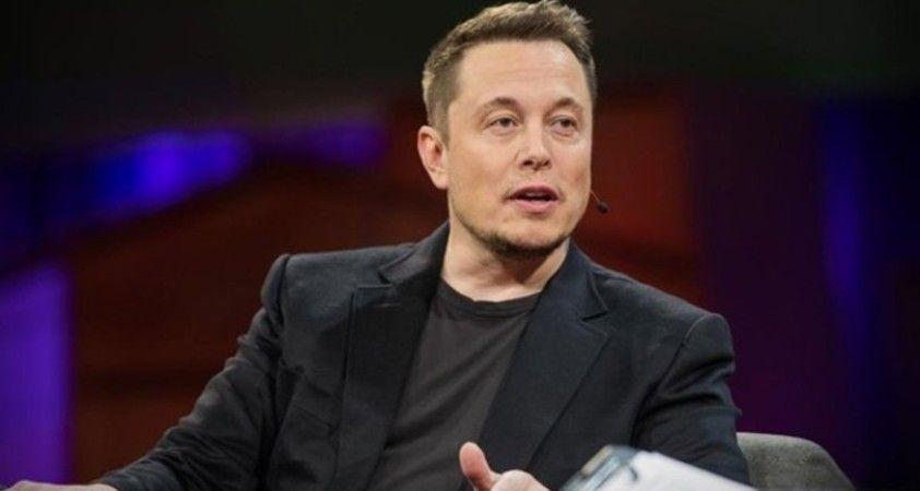 Elon Musk, ABD Başkanı Biden'la alay etti
