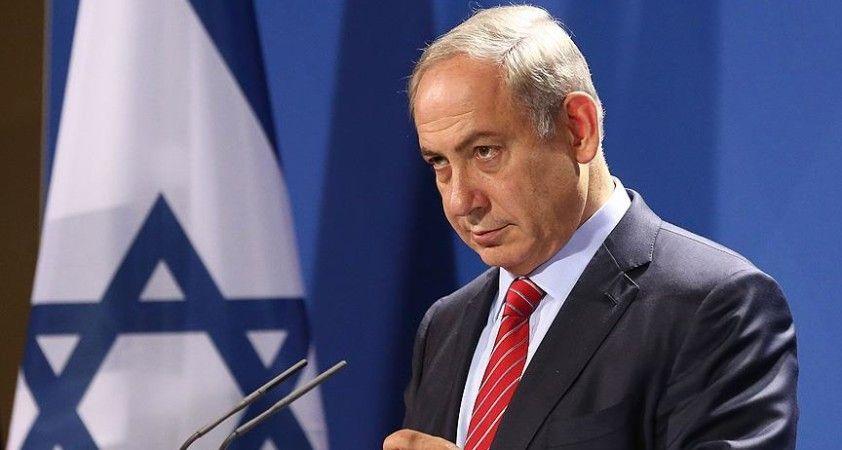 Netanyahu: Batı Şeria'nın yüzde 30'unu ilhak edeceğiz