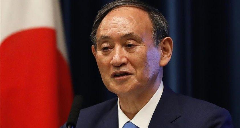 Japonya Başbakanı Suga'dan BM'de 'Kuzey Kore umudu' mesajı