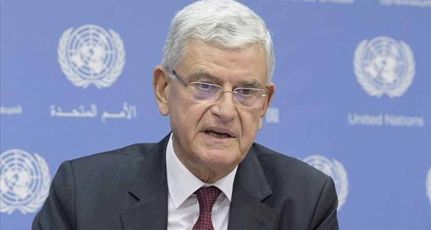 BM Genel Kurul Başkanı Bozkır, New York Belediye Başkanı'nın görüşme talebine olumsuz yanıtını eleştirdi