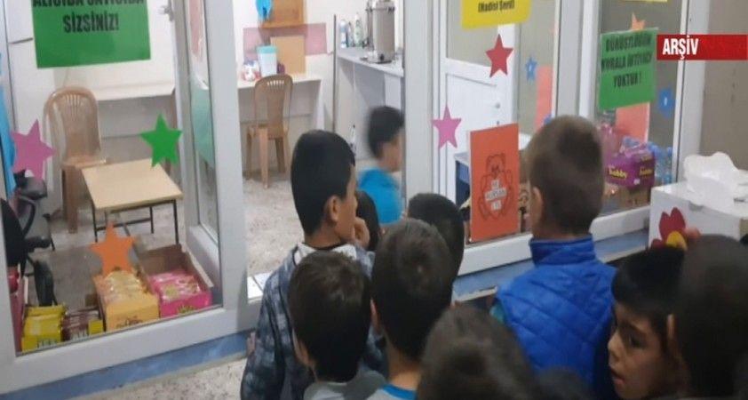 Okul kantinleri açıldı