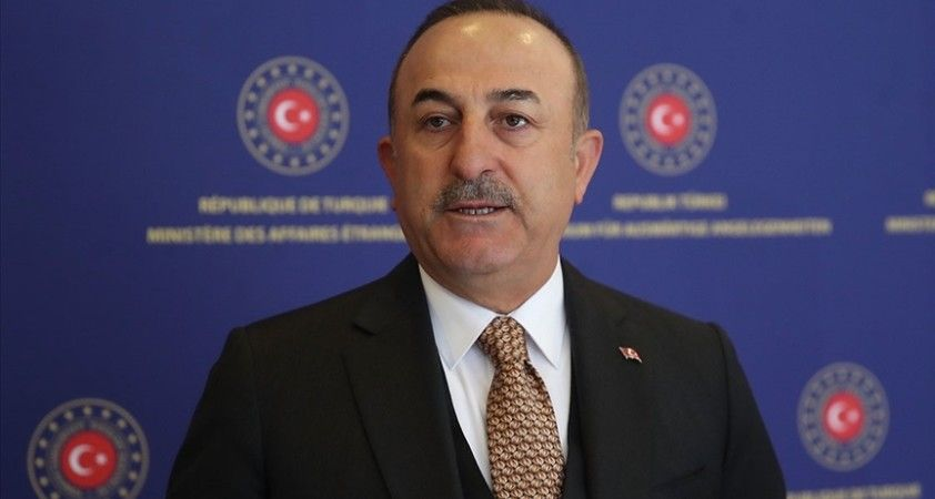 Dışişleri Bakanı Çavuşoğlu, İspanya'ya yangınla mücadeledeki desteği için teşekkür etti