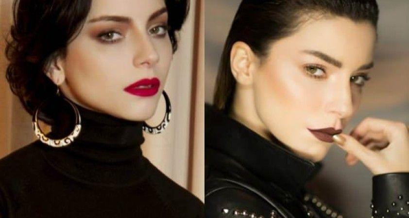 Merve Boluğur, Adriana Lima ile fotoğrafını paylaştı