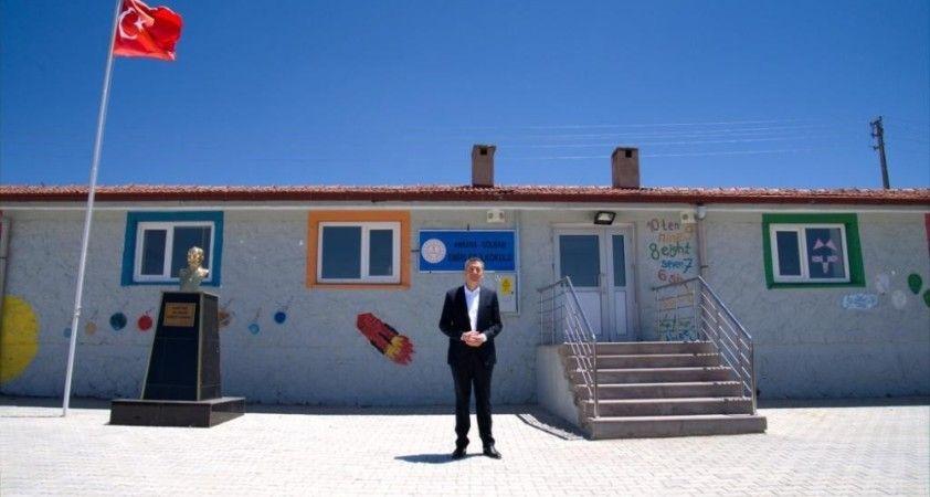 """Bakan Selçuk: """"Köy okullarımızda, tüm kademelerde yüz yüze eğitime başlıyoruz"""""""