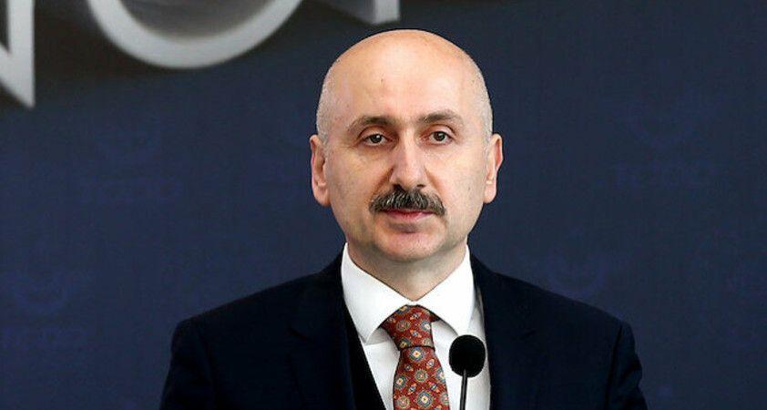 Bakanı Karaismailoğlu: 'İstanbul Havalimanı'nda yolcu sayısı 100 milyonu aştı'