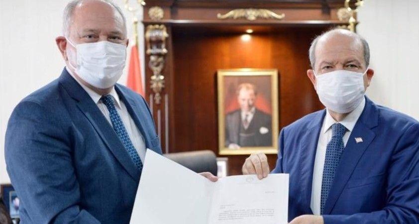 KKTC Dışişleri E. Bakanı Turgay Avcı, YÖDAK Başkanı olarak atandı