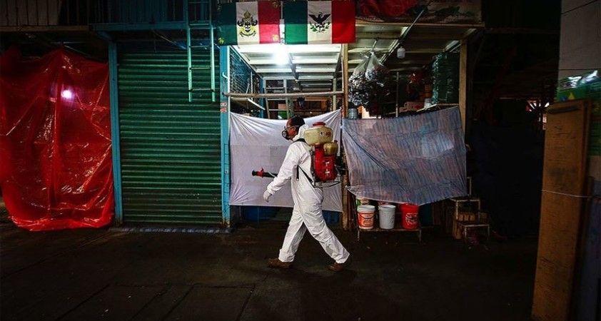 Kovid-19'dan son 24 saatte Brezilya'da 1154, Hindistan ve Meksika'da 857'şer kişi öldü