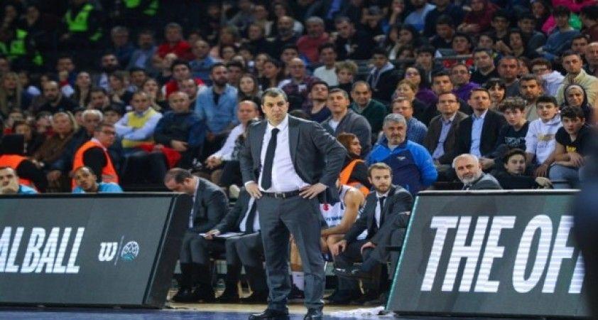 """Türk Telekom Başantrenörü Burak Gören: """"Basketbol Şampiyonlar Ligi sağlığı ön plana koydu"""""""