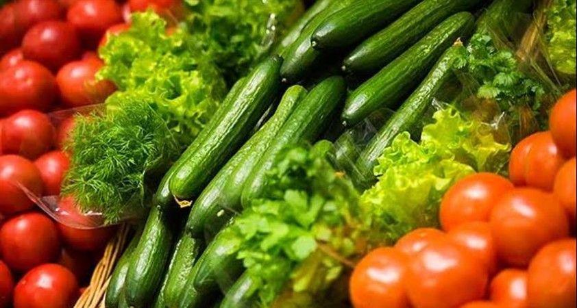 Domates, salatalık ve biberde yasaklı madde tespit edildi