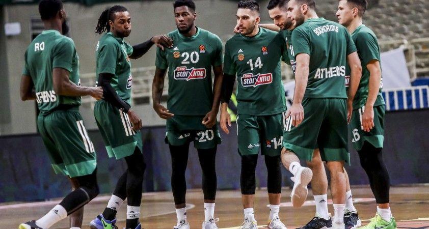THY Euroleague: Panathinaikos: 95 - Anadolu Efes: 69