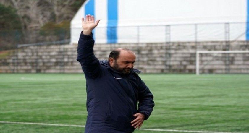 Nevşehir Belediyespor'da Teknik Direktör Balcıoğlu ile yollar ayrıldı