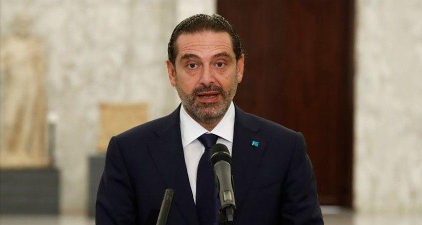 Lübnan'da hükümeti kurmakla görevli Hariri: Ülkenin tüm sektörleri krizden etkilenmiş durumda