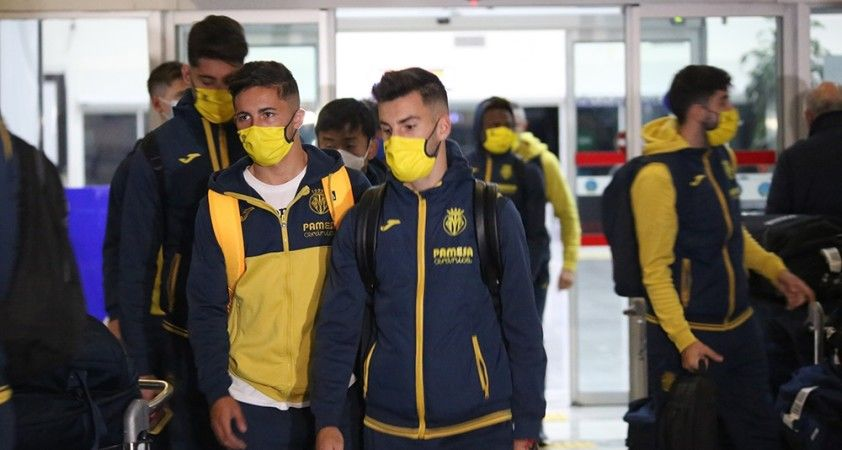 Villarreal, Sivas'a geldi