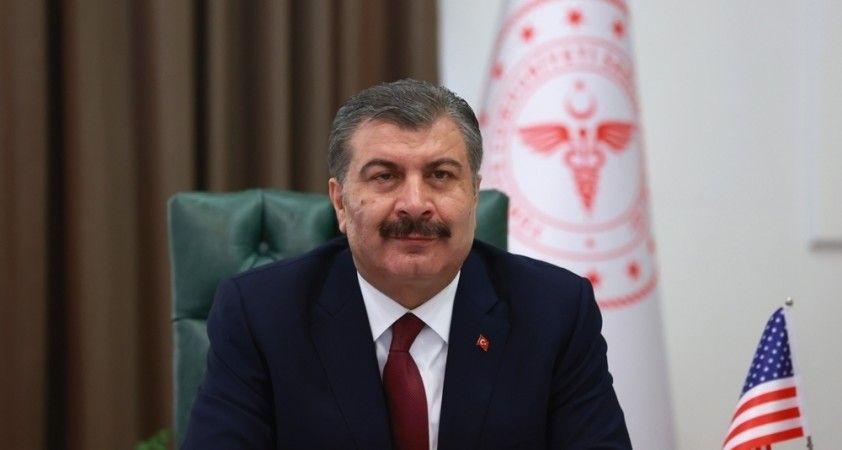 Sağlık Bakanı Koca'dan hafta sonu uyarısı