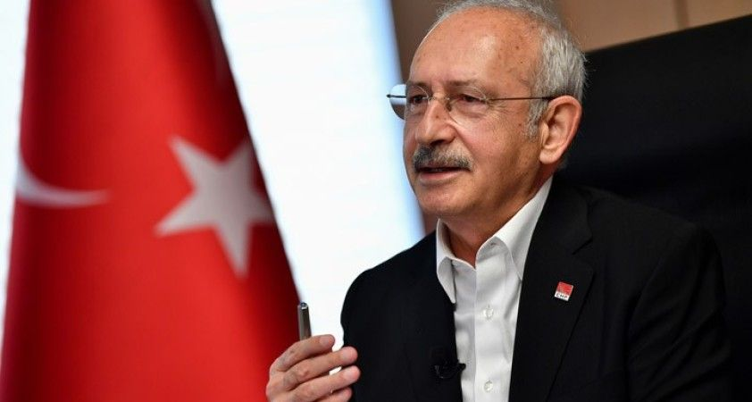 Kılıçdaroğlu 1 Mayıs dolayısıyla çalışanlarla buluştu