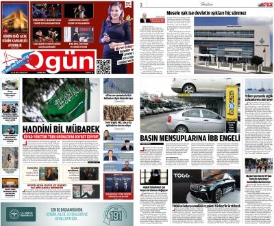 OGÜN E-Gazete Kasım 2020