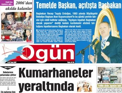 Ogün Gazetesi - Sayı: 2007/1